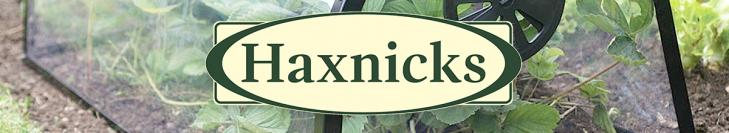 Haxnicks plastic free bamboo pots and saucers