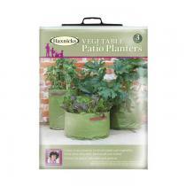 Vigoroot patio veg planter