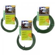 Verdemax 4400 garden wire 1mm by 50m