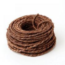 Grapevine wire 21mt Brown