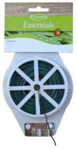 Tildanet N150 green garden wire (50m coil) with press-to-cut packaging