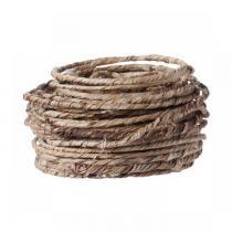 Grapevine wire 21mt Natural